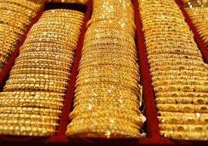 Спрос на золото в мире вырос на 8% за год