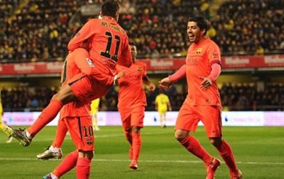 Барселона и Атлетик сойдутся в финале Кубка Испании