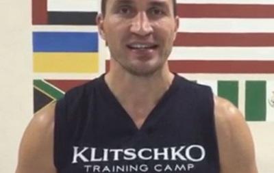 Владимир Кличко начал подготовку к бою с Дженнингсом