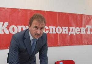 Попов заявил, что Киеву вернули 1700 га земли