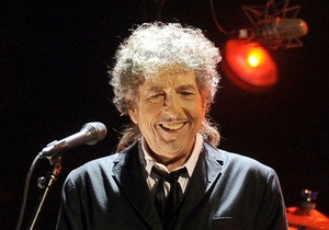 Боб Дилан работает над новым альбомом