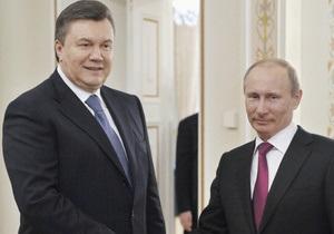 В конце мая Азаров встретится с Медведевым, а в июле - Янукович с Путиным