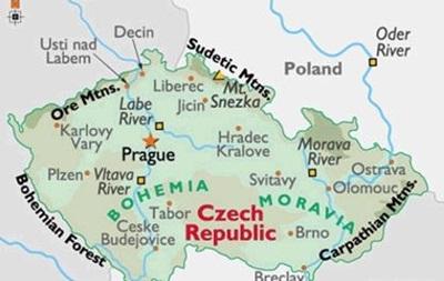 Чехия отдаст Польше часть территорий