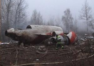 Польские эксперты: Пилоты самолета Качиньского не имели намерения посадить лайнер  любой ценой