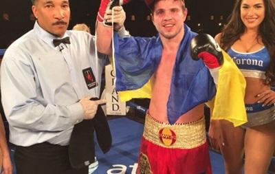 Бокс: Евгений Хитров в тяжелом бою нокаутировал Мелендеса