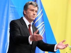 У Ющенко нет шансов