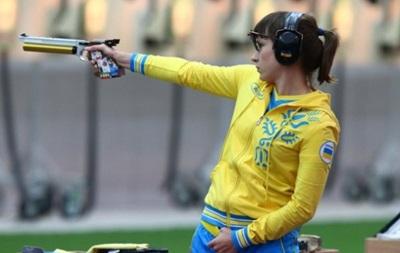 Стрельба: Украинка Костевич стала чемпионкой Европы