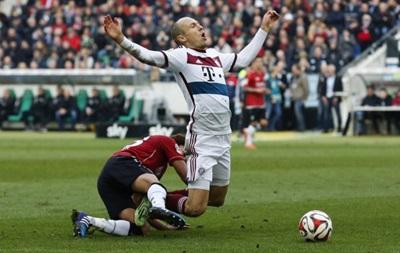 Бавария победила Ганновер перед встречей с Шахтером в Лиге чемпионов
