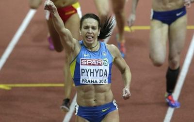 Украинка завоевала золото на чемпионате Европы по легкой атлетике