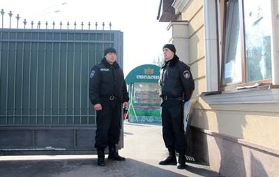 В Межигорье Нацгвардия задержала россиянина с картами Донецкой области