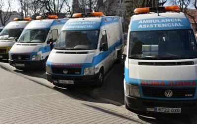 Украинские военные получили реанимобили из Испании и Италии