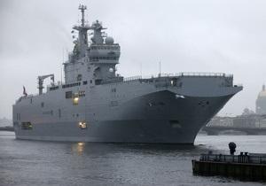 Россия подписала с Францией соглашение о покупке двух Мистралей