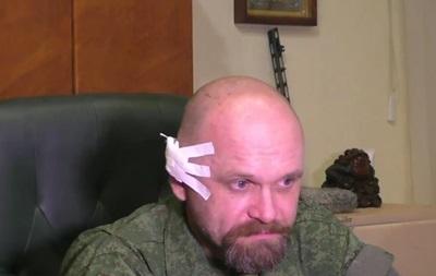 Под Луганском подорвали автомобиль командира бригады  Призрак  Мозгового