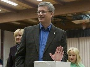 На парламентских выборах Канады победили консерваторы
