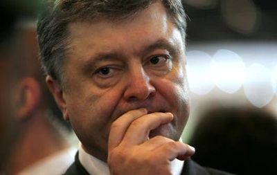 Порошенко: Слова Шевченко всегда были сильными