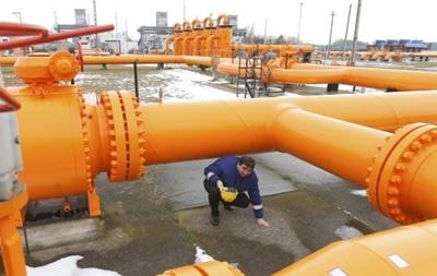 Украина почти в пять раз сократила импорт газа из Венгрии