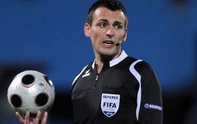 Динамо и Днепр получили арбитров на ближайшие матчи Лиги Европы
