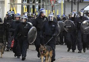 Полиции в Британии будут помогать спецбригады добровольцев