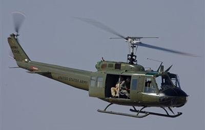 В США разбился военный вертолет, 11 человек пропали без вести