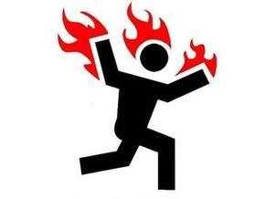 На Закарпатье 27-летний мужчина совершил попытку самосожжения