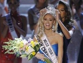 В Лас-Вегасе выбрали Мисс США-2009