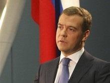 Медведев упрекнул власти Украины в антидемократических действиях