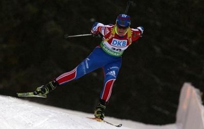 Биатлон: Россиянка сенсационно стала чемпионкой мира в индивидуальной гонке