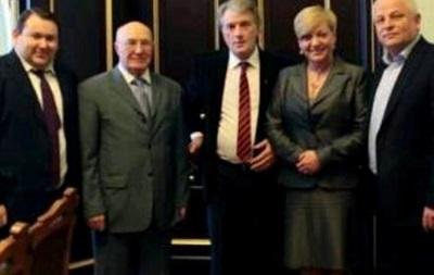 Гонтарева провела антикризисное совещание с экс-главами НБУ