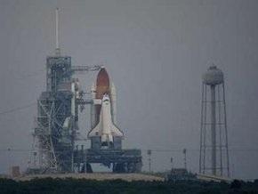 Запуск  Endeavour отложен в пятый раз