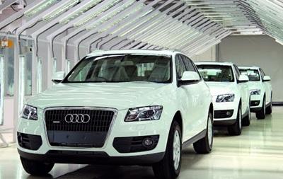 Volkswagen прекратил сборку в России нескольких моделей Audi