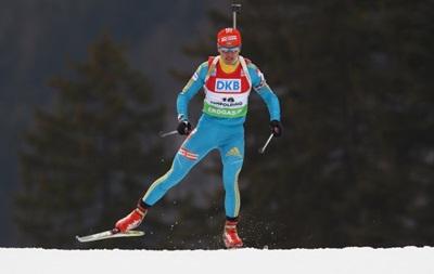 Биатлон: Украинец Семенов порадовал результатом в индивидуальной гонке на чемпионате мира