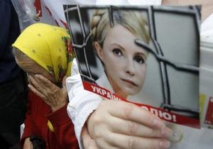 Посол Германии не понимает, почему Тимошенко уже шесть недель содержится в СИЗО