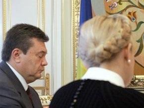 Янукович о конфликте вокруг Межигорья: Тимошенко не тем занимается