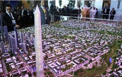 Египет хочет строить новую столицу
