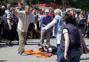 Днепропетровский террорист рассказал, что цель его действий носила социальный характер