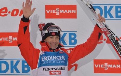 Легендарный Бьорндален завоевал 40-ю медаль чемпионатов мира