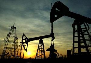 Цены на нефть падают третий день подряд
