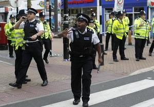 Британской полиции разрешили использовать водометы в борьбе с хулиганами