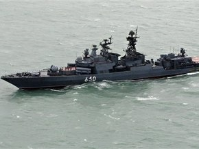 Боевые корабли Северного флота России идут на Кубу
