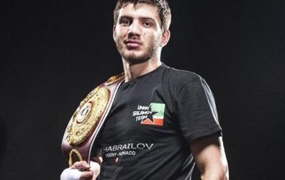 Российский боксер станет спарринг-партнером Владимира Кличко