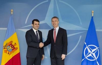 Премьер Молдавии предлагает НАТО открыть представительство в Кишиневе