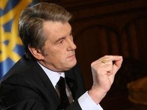 Ющенко: Угольная отрасль Украины убыточна
