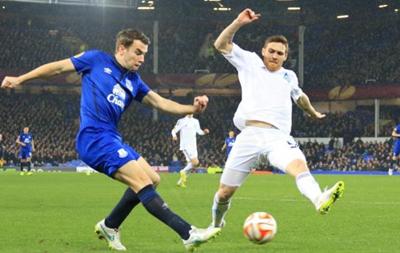 На матче Динамо Киев - Эвертон ожидается аншлаг