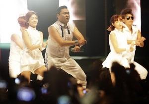 Генсек ООН и рэпер PSY станцевали в Gangnam style