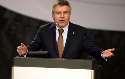 Президент МОК выступил против бойкота ЧМ-2018 в России