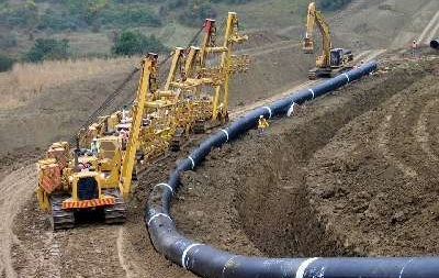 В Турции стартовало строительство газопровода TANAP