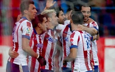 Атлетико - Байер 1:0 трансляция матча Лиги чемпионов