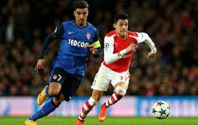 Монако - Арсенал 0:2 Онлайн трансляция матча 1/8 финала Лиги чемпионов