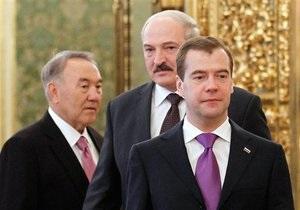 ЗН: Евразийский союз будет двигаться в направлении скорректированной модели соцлагеря