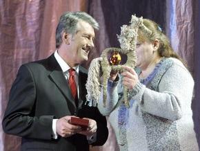 Треть украинцев готовы усыновить ребенка. Ющенко счастлив